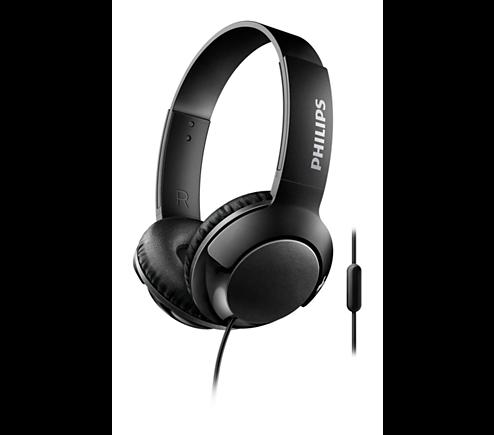Auriculares De Diadema Philips Tauh201