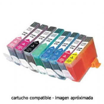CARTUCHO COMPATIBLE CANON CLI-526C IP4850-MG5250 C