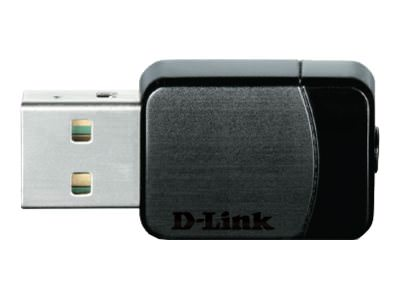 WIFI D-LINK ADAPTADOR USB 433 MBPS DUAL BAND