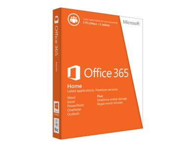 OFFICE 365 HOME & PREMIUM 1 AÑO ESD LIC ELECTRONIC