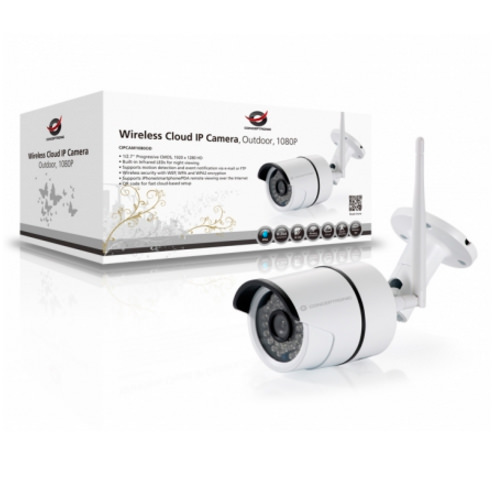 CAMARA IP WIFI CONCEPTRONIC 1080P CLOUD