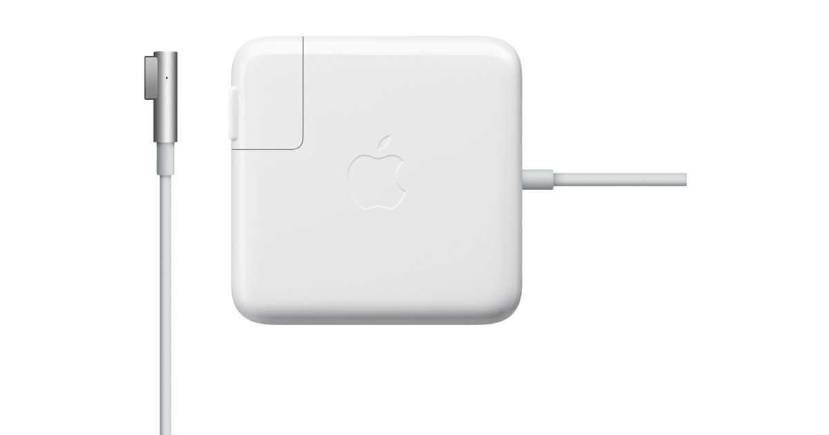 ALIMENTADOR COMPATIBLE APPLE MC556Z-B MAGSAFE 85W