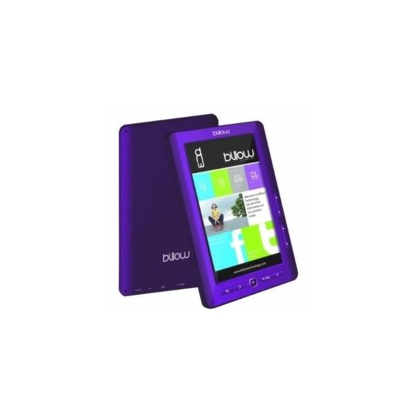 E-BOOK BILLOW COLOR BOOK 7 4GB TFT PURPLE