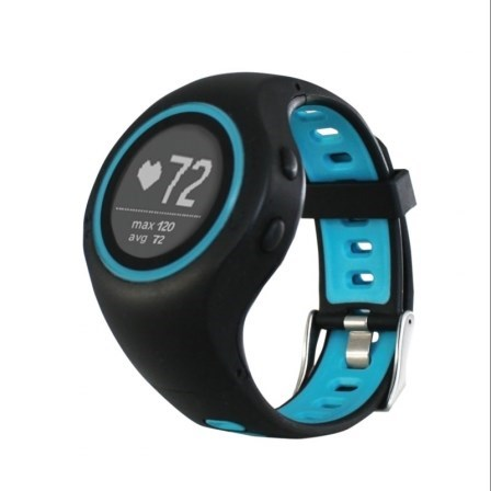RELOJ BILLOW SPORT WATCH GPS BLACK-BLUE