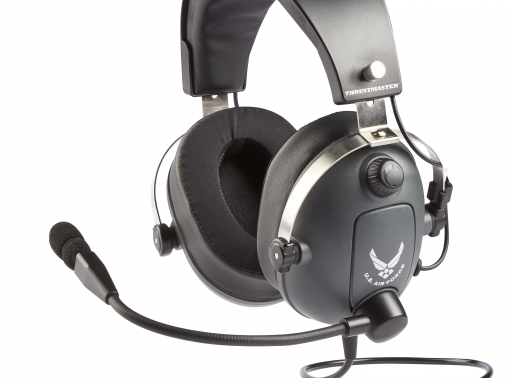 AURICULARES THRUSTMASTER T-FLIGHT US AIR FORCE ED