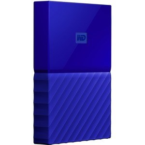 DISCO DURO EXTERNO 2.5 2TB WD MY PASSPORT USB 3.0 BLUE