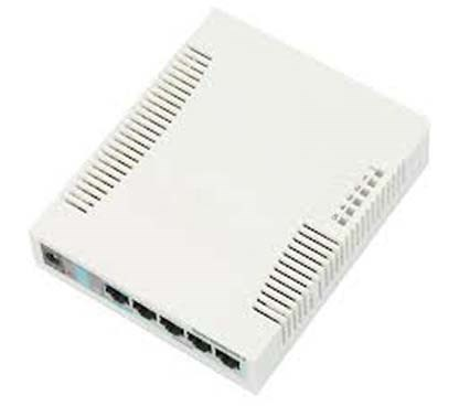 MIKROTIK ROUTER BOARD RB-260GS