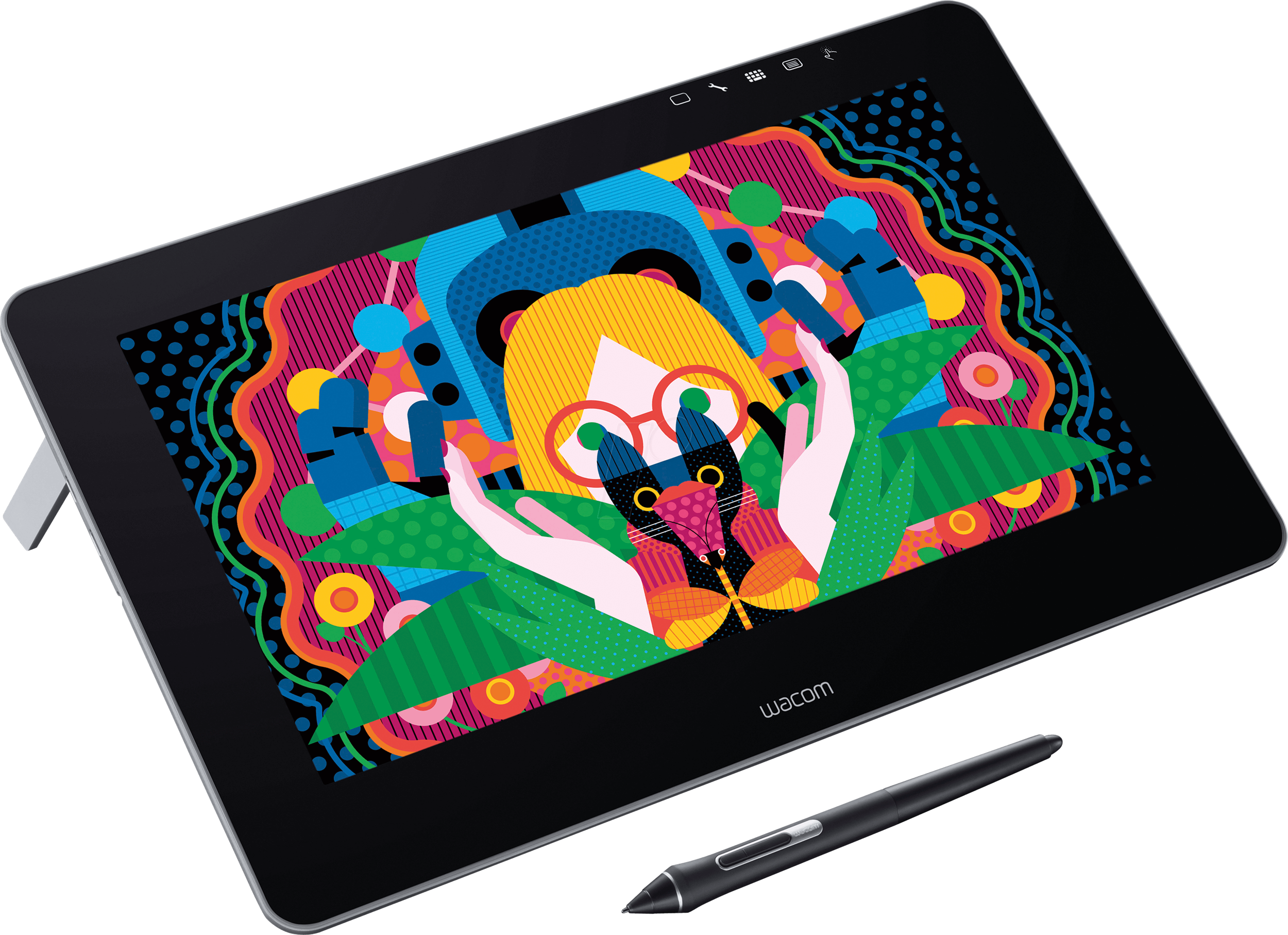 DISPLAY DIGITALIZADOR WACOM CINTIQ PRO 13 FHD