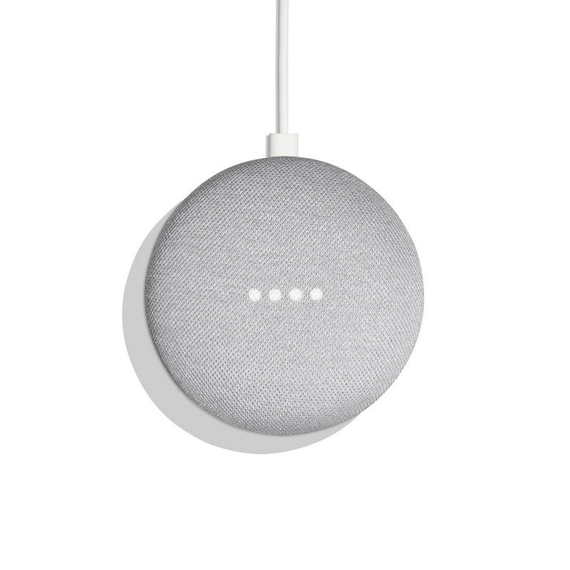 GOOGLE HOME MINI TIZA ESPAÑOL