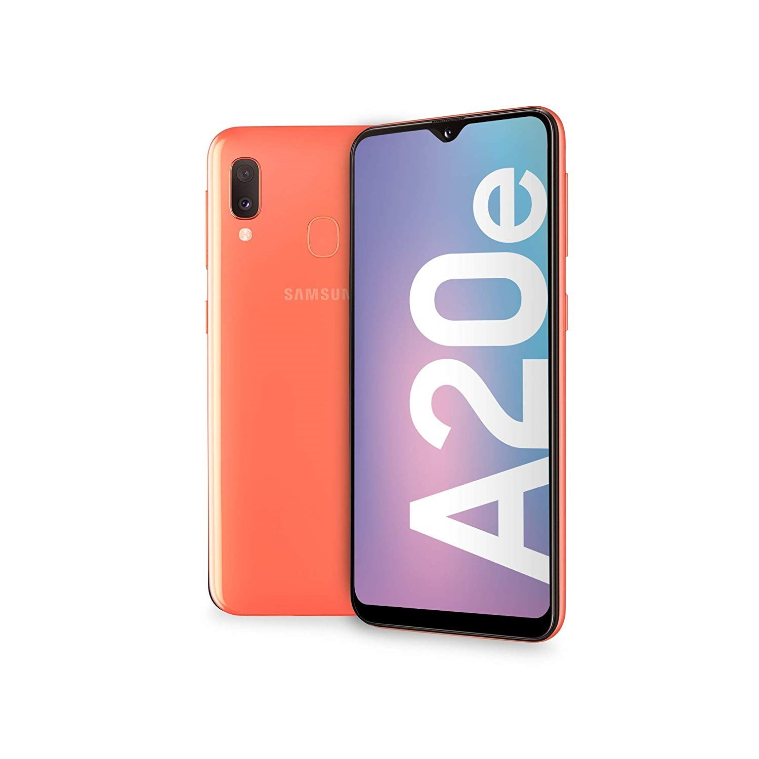 TELEFONO MOVIL SAMSUNG GALAXY A20E CORAL 5.8-OC1.6-3GB-32GB