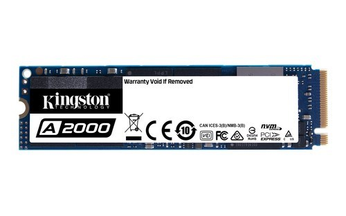 DISCO DURO SOLIDO SSD KINGSTON 250GB M.2 2280 NVME