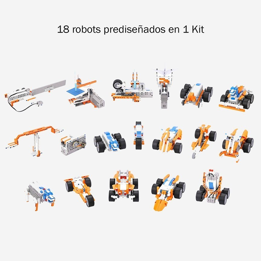 ROBOT EDUCATIVO SPC APITOR SUPERBOT