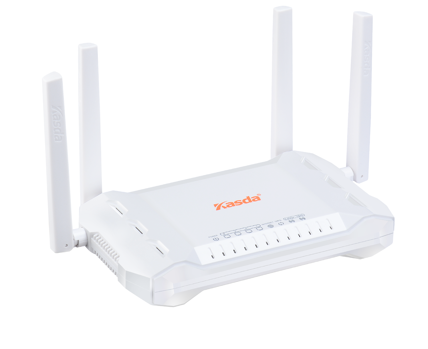 WIFI KASDA ROUTER 11AC 1200MBPS 4 PUERTOS REPEATER