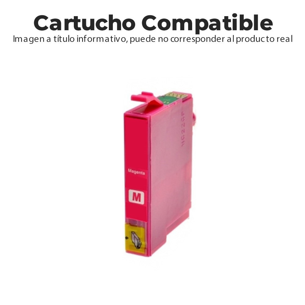 CARTUCHO COMPATIBLE EPSON 603XL MAGENTA XP-2100