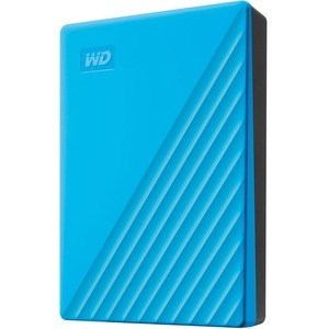 DISCO DURO EXTERNO 2.5 4TB W D. MY PASSPORT USB 3.0 AZUL