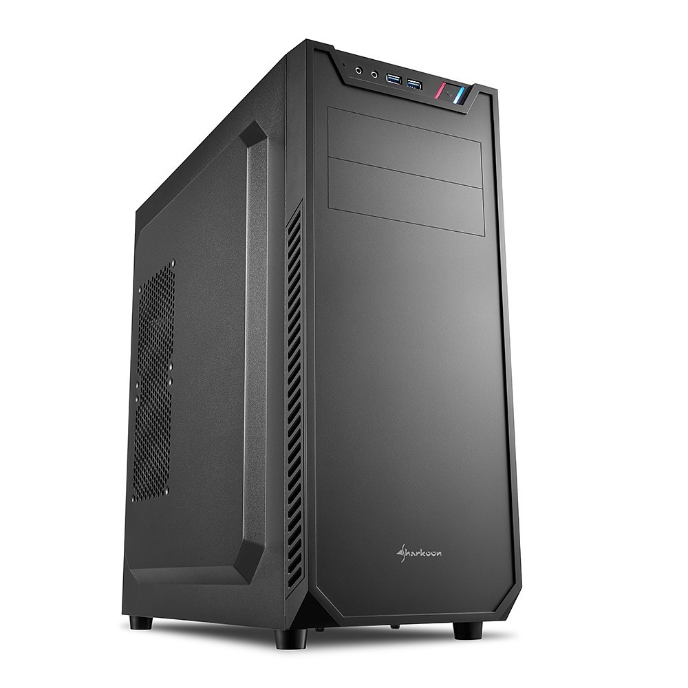 CAJA ATX SHARKOON VS7 NEGRA