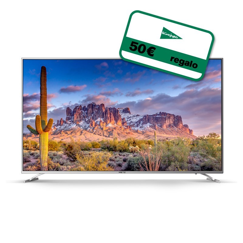 TELEVISION 58 METZ 58G2A52B 4K SMART TV ANDROID + ECI 50?
