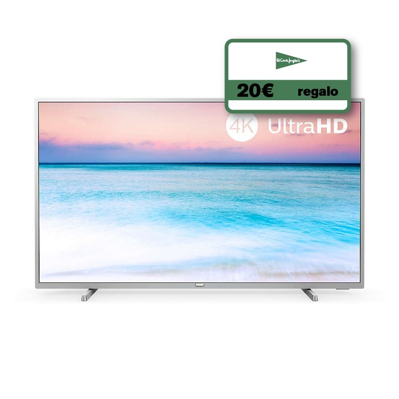 TELEVISION 65 PHILIPS 65PUS6554 4K HDR SMART TV + ECI 50?