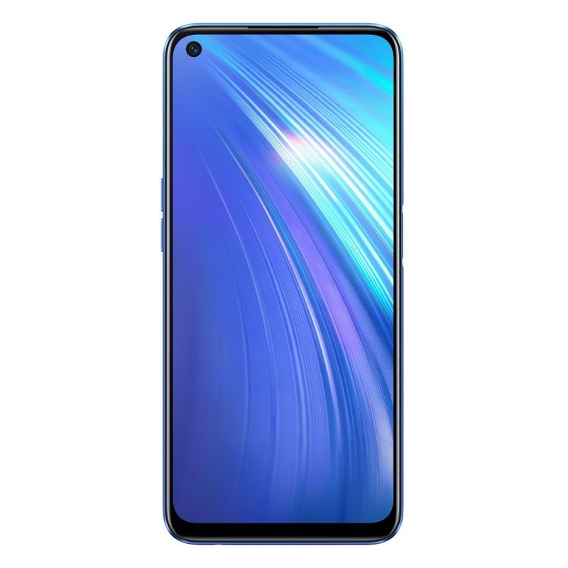 TELEFONO MOVIL REALME 6 COMET BLUE 6.5-OC2.0-8GB-128GB