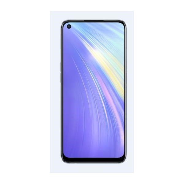 TELEFONO MOVIL REALME 6 COMET WHITE 6.5-OC2.0-8GB-128GB