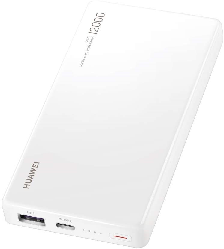 POWER BANK HUAWEI CP12S 12000MAH BLANCO