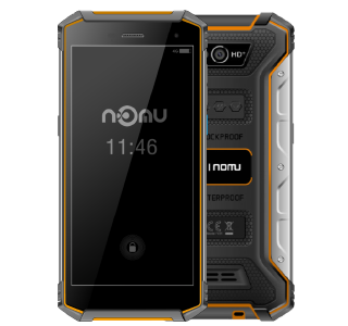 TERMINAL PDA NOMU-V31 5.45 ANDROID IP69 WIFI BT