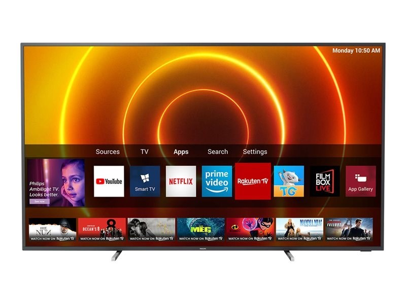 TELEVISION 75 PHILIPS 75PUS7805 UHD 4K HDR SMART TV AMBIL
