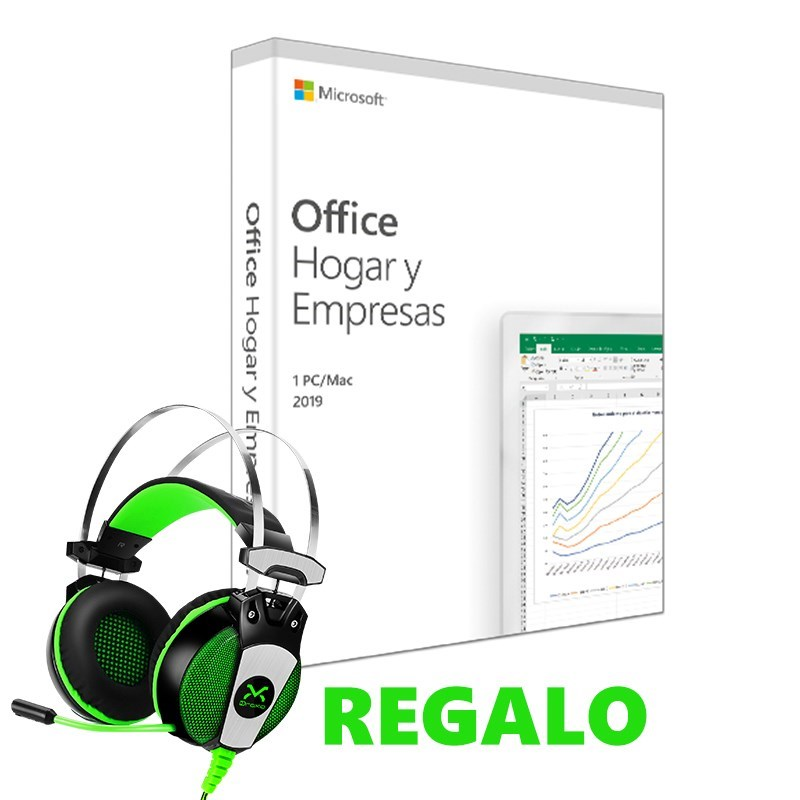 PROMO MICROSOFT OFFICE HOME & BUSINESS + HADLOK