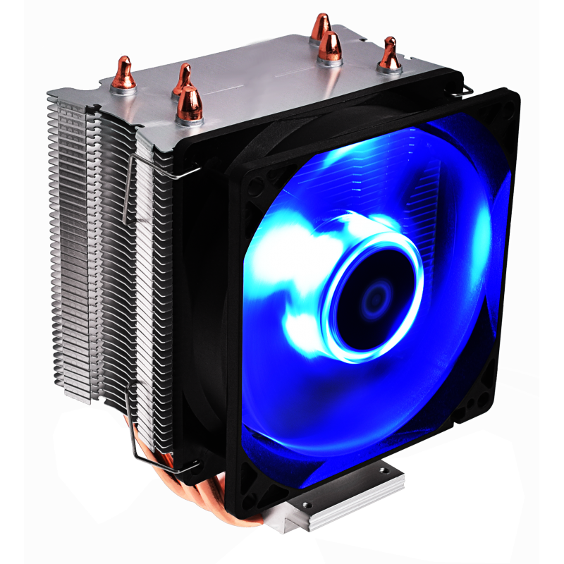 VENTILADOR CPU DEEPGAMING TWISTER III LED AZUL