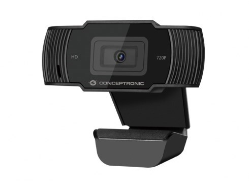 WEBCAM HD CONCEPTRONIC USB 720P