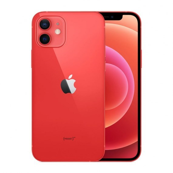 TELEFONO MOVIL APPLE IPHONE 12 128GB ROJO