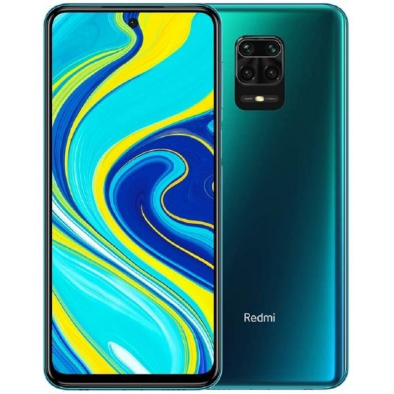TELEFONO MOVIL XIAOMI REDMI NOTE 9S AZUL 6.67-OC2.3-4GB-64G