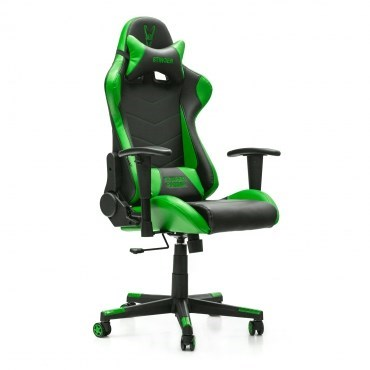 SILLA GAMER WOXTER STINGER STATION GREEN