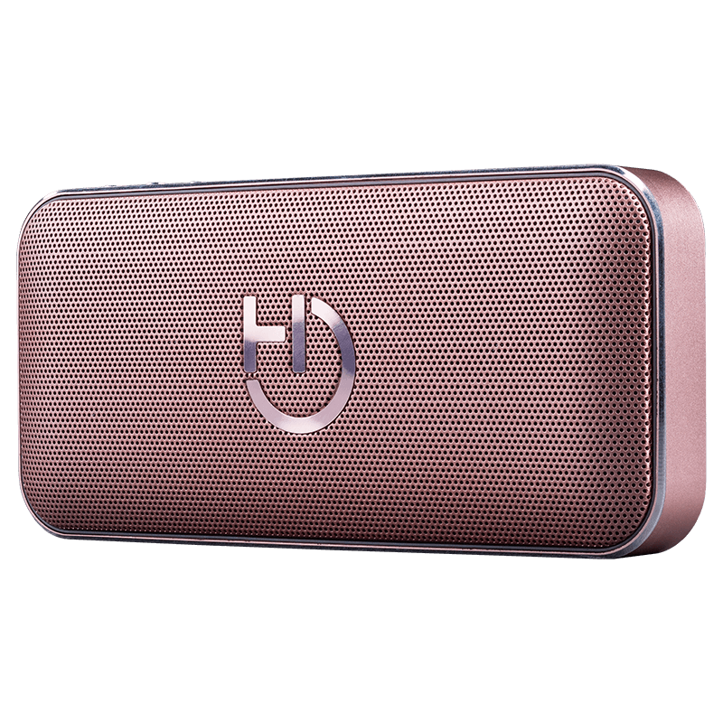ALTAVOCES BT HIDITEC HARUM PINK FUNCION POWER BANK