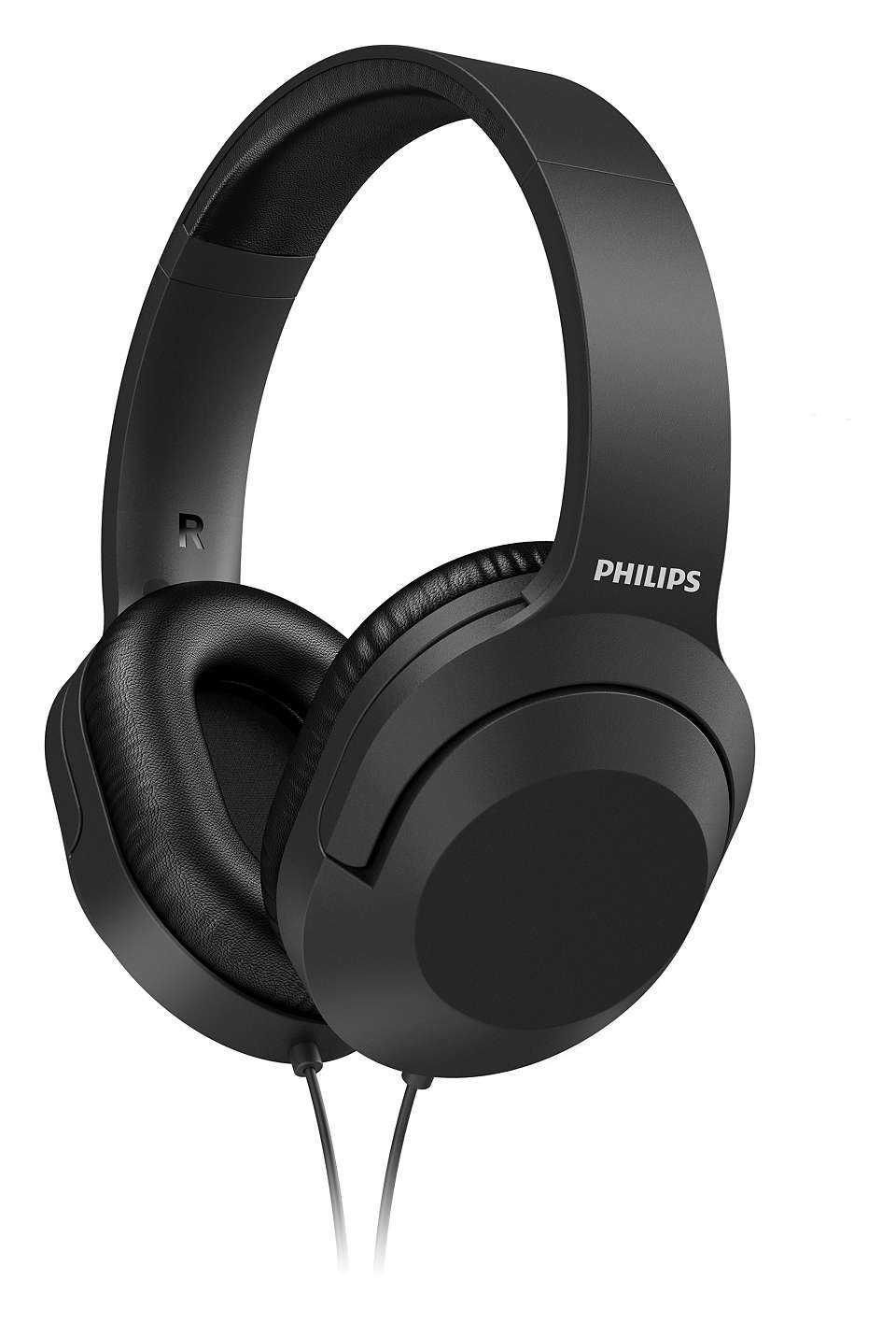 AURICULAR PHILIPS DIADEMA NEGRO TAH2005 CABLE 2M