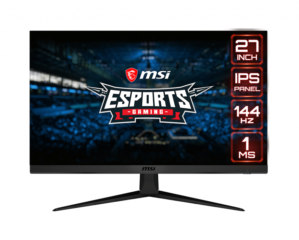 MONITOR GAMING 27 MSI G271 IPS FHD 144HZ HDMI