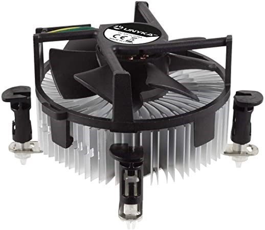 VENTILADOR CPU UNYKACH MULTISOCKET LP