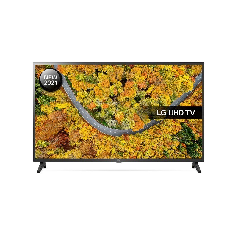 TELEVISION 43 LG 43UP75006LF UHD 4K HDR SMART TV THINQ IA