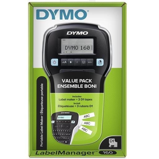 ROTULADORA DYMO ELECTRONICA LABELMANAGER LM160
