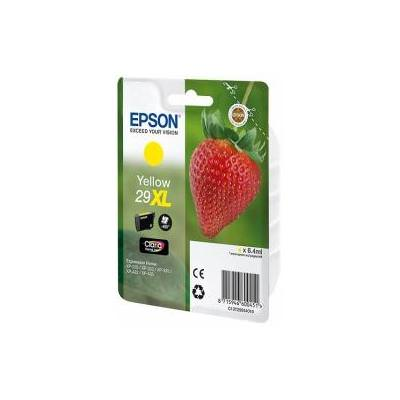 Cartucho  Epson T29xl Amarillo Xp-235, Xp-332, Xp-