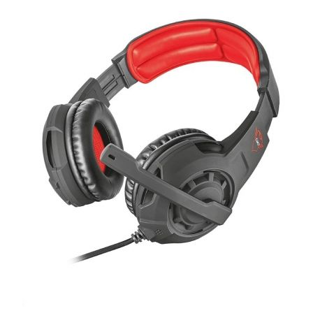 AURICULARES CON MICRÓFONO TRUST GAMING GXT 4310 JAWW - DRIVERS 40MM - 36OHM - 108DB - CABLE 1M PARA CONSOLAS / ALARGADOR 1M PARA PC - JACK 3.5MM