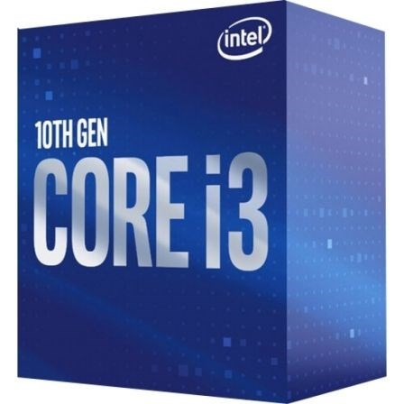 Micro Intel 1200 Core I3-10100 3.6ghz