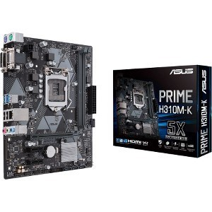 Placa Base 1151 Cf Asus H310m-K Matx/Ddr4/
