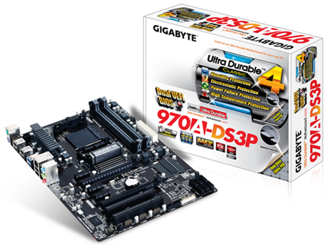 Placa Base Am3+ Gigabyte 970a-Ds3p Atx/4ddr3/Usb 3.0